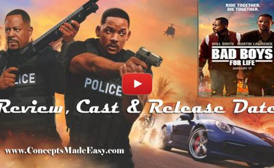Bad Boys for Life Movie (2020) | Story, Trailer, Songs, Review, Cast and Release Date of Bad Boys for Life Movie