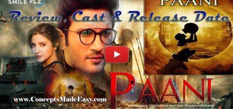 Paani Movie (2020) | Story, Trailer, Songs, Review, Cast and Release Date of Paani Movie