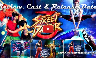 Street Dancer 3D Movie (2020) | Story, Trailer, Songs, Review, Cast and Release Date of Street Dancer 3D Movie